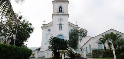 A história da Igrejinha de São Conrado