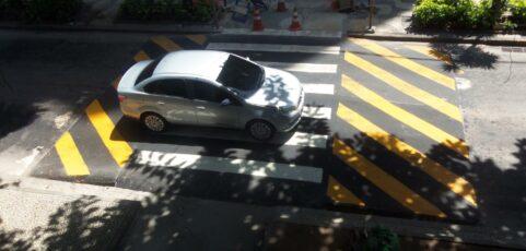 Instalação de Speedtable na Estrada do Joá